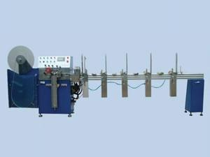Venetian Blind Slat Machine