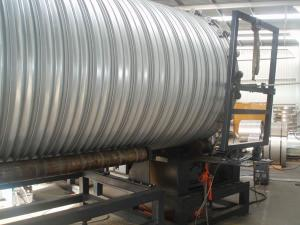 Large Diameter Culvert Tunnel Pipe Machine