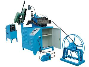Post-tension Pipe Forming Machine