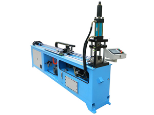 Copper Tube Flange Hole Punching Machine