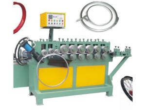 Barrel Hoop Forming Machine
