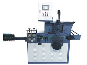 Automatic Clothes Hanger Making Machine