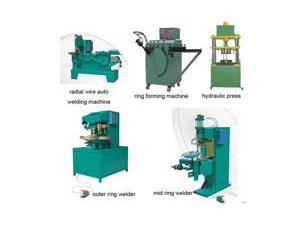 Fan Guard Making Machine