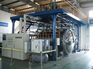 Vacuum Resin Casting Equipment