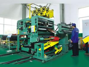 LV Foil Coil Winding Machine
